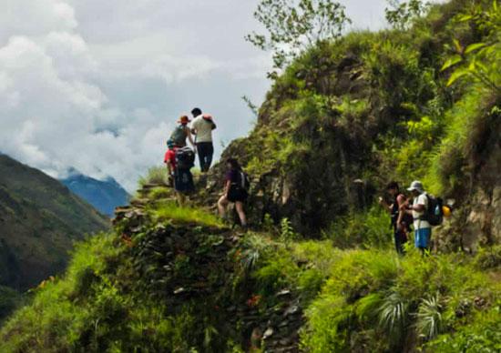 Inca Jungle Trekking Peru 4Days