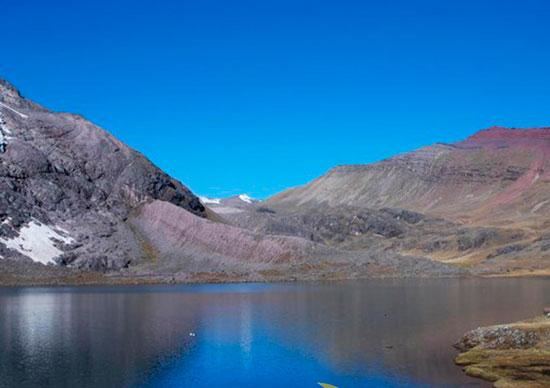 Ausangate Peru Trekking 5days