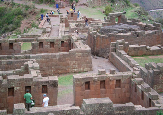 Sacred Valley Inca Sites Day Trip