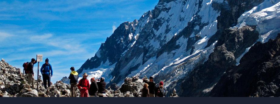 Salkantay Trek Peru 5Days