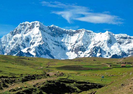 Ausangate Peru Trekking 5 days