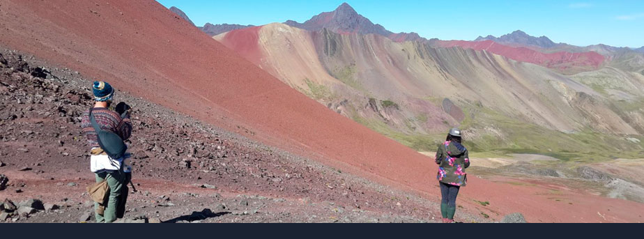 Rainbow Mountain Peru Trekking 2days- Andes Path Peru