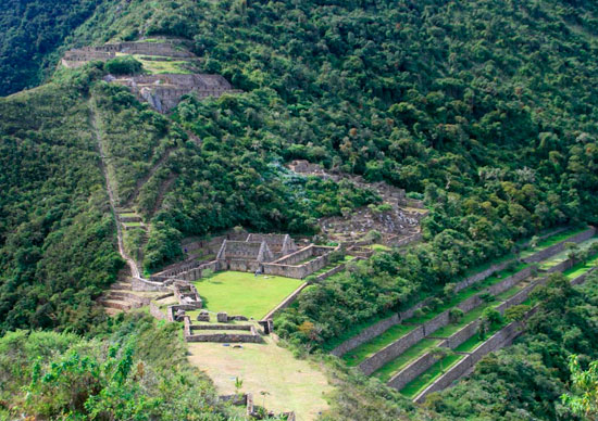 Trek Choquequirao Peru 4days