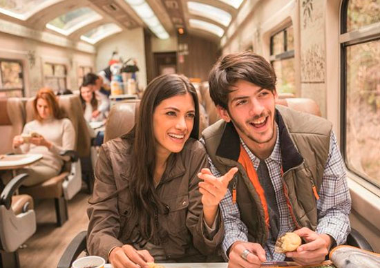 Machu Picchu Tours - Trains