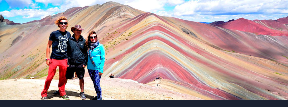 Classic Rainbow Mountain Peru 2 Days