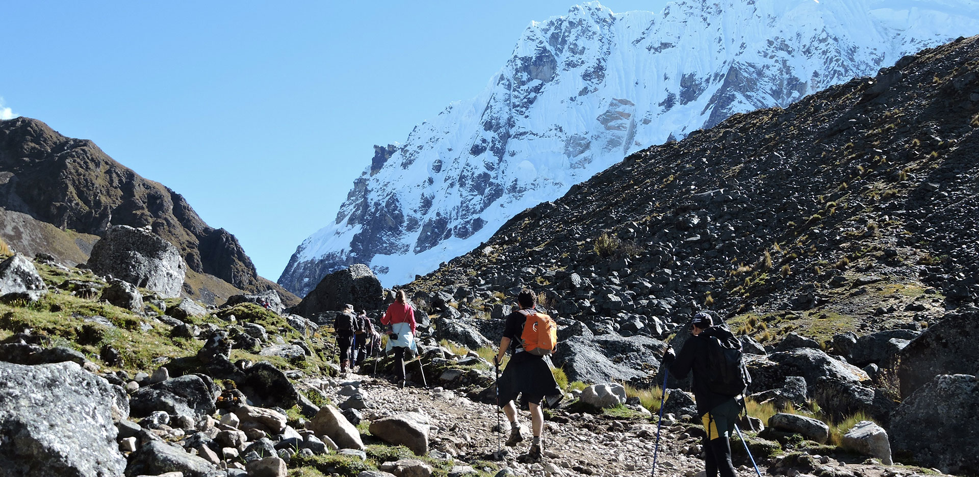 Salkantay Trek Peru 5Days