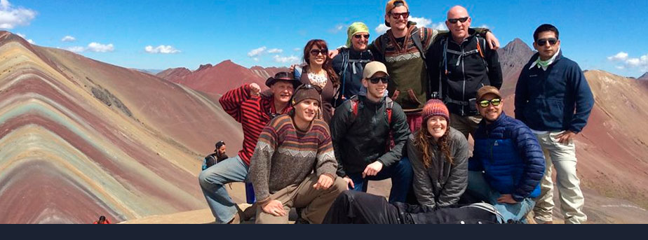 Rainbow Mountain Peru 1 Day Trip